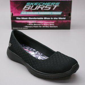 Skechers Ladies 9 Microburst One Up Burst Memory
